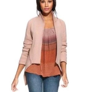 CABI Dusty Pink Jacket - Small